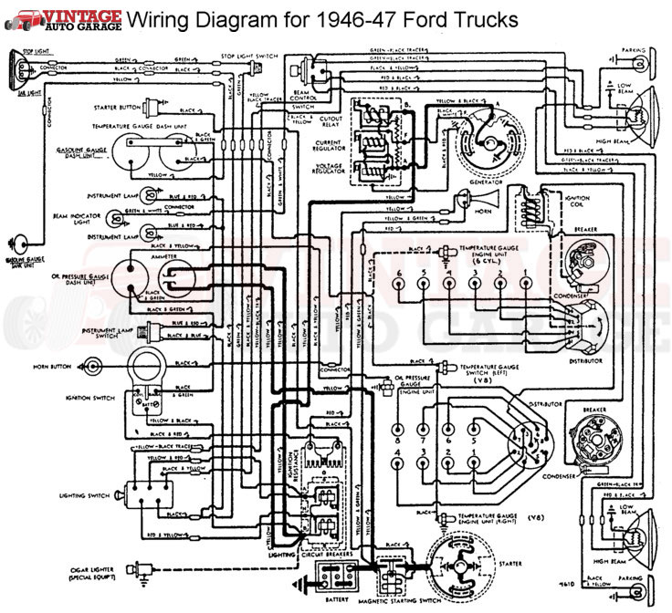 1948 chevy ignition switch wire diagram best in class products for american classics vintage auto garage  vintage auto garage